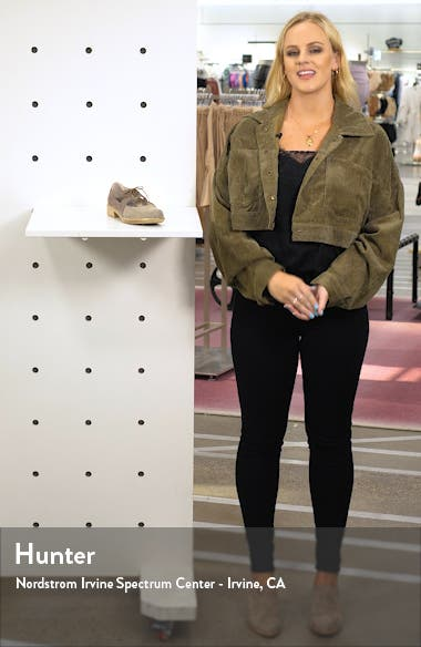 Alisio Lace-Up Shoe, sales video thumbnail