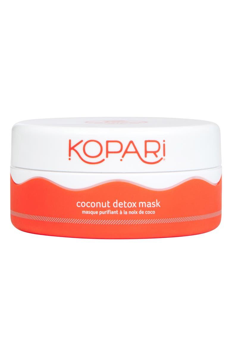 KOPARI Coconut Detox Face Mask, Main, color, NO COLOR