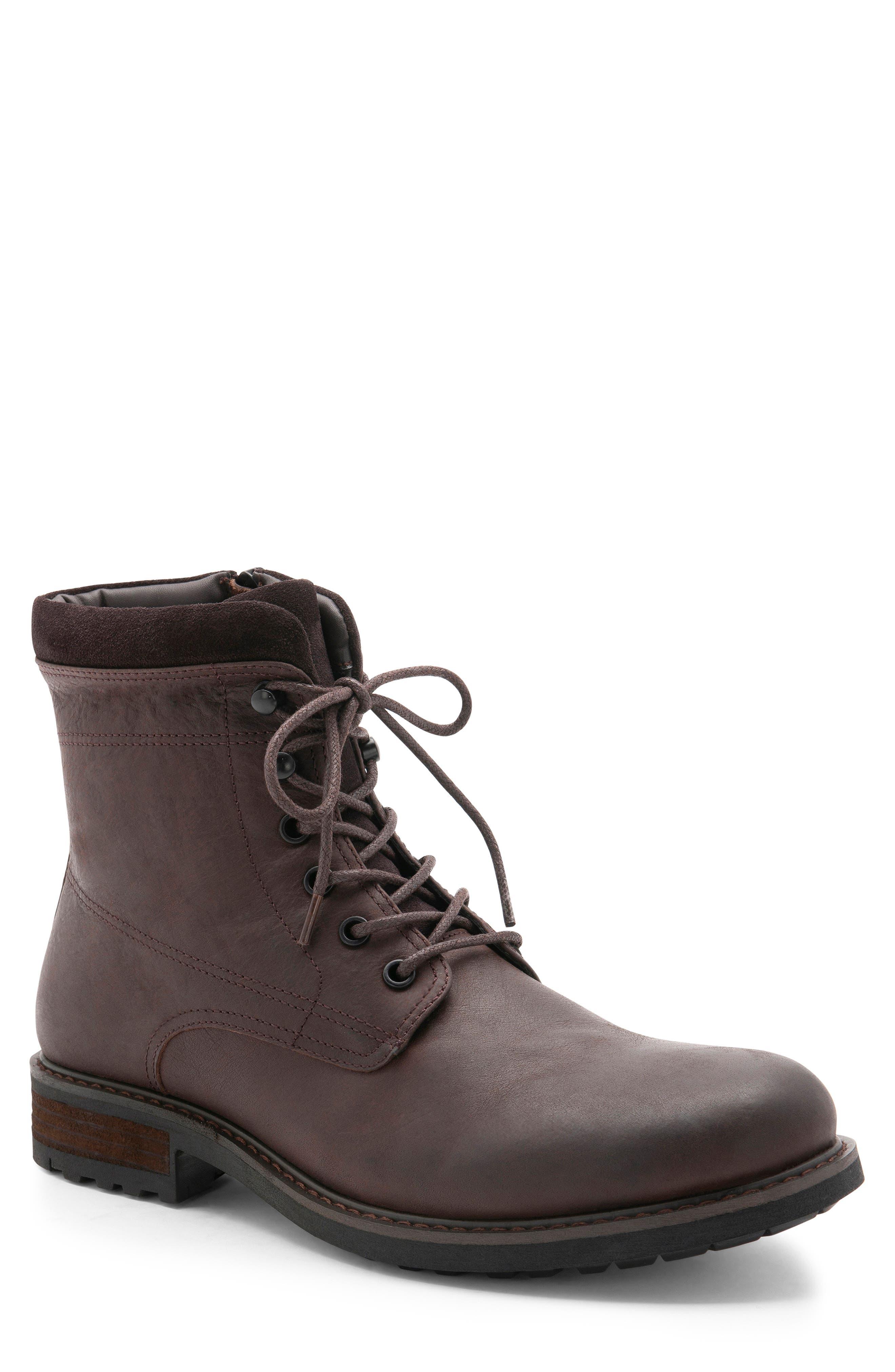 Blondo Patton Waterproof Plain Toe Boot, Brown