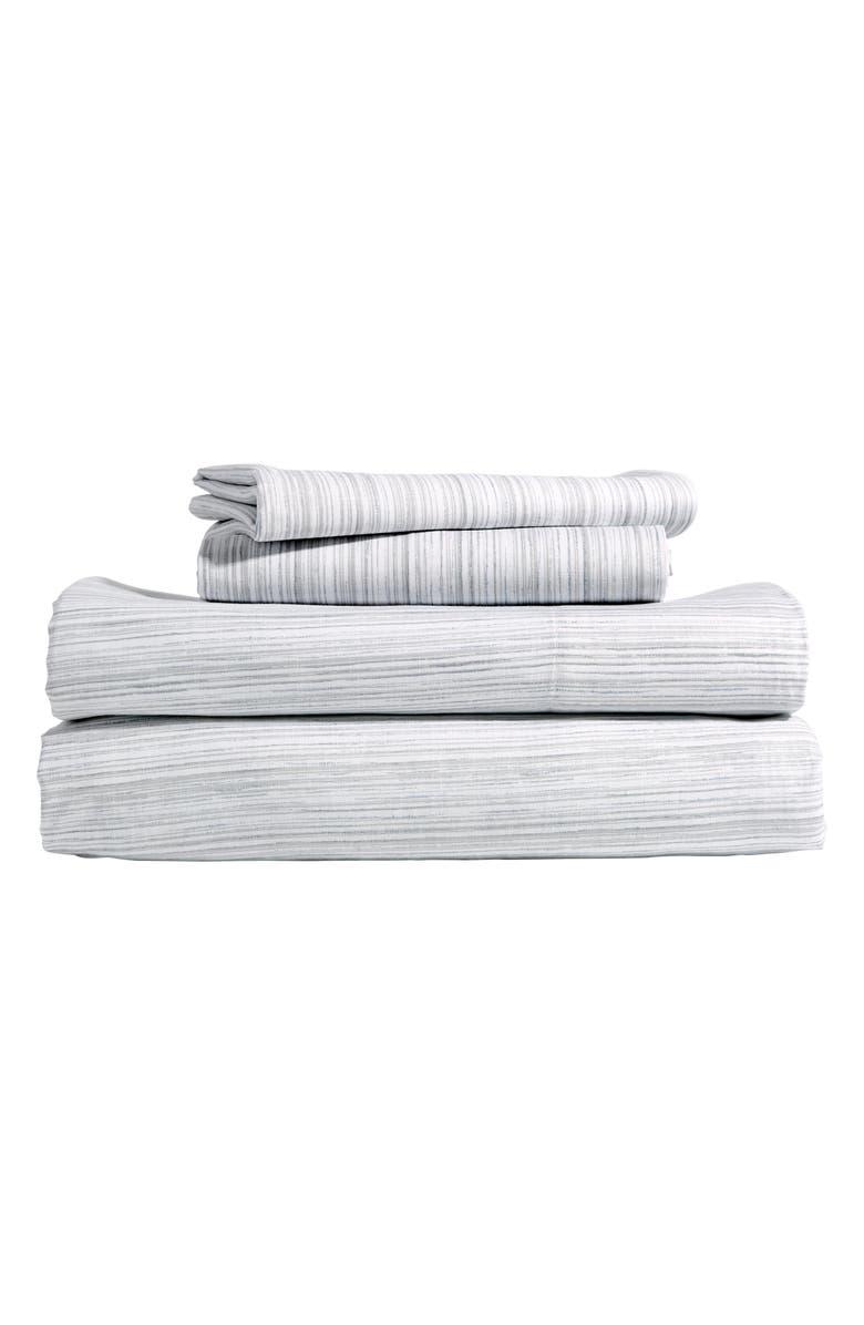 PERI HOME Kenszie Cotton Sheet Set, Main, color, 450