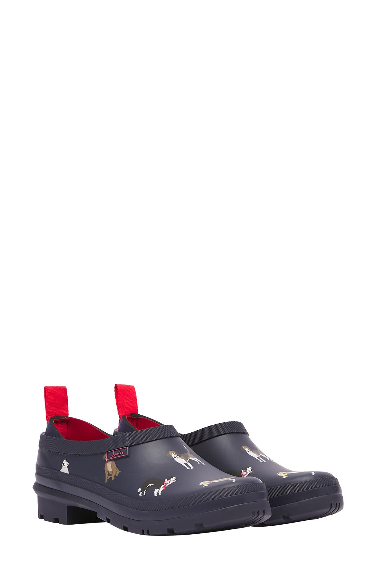 Pop On Waterproof Rain Boot Clog