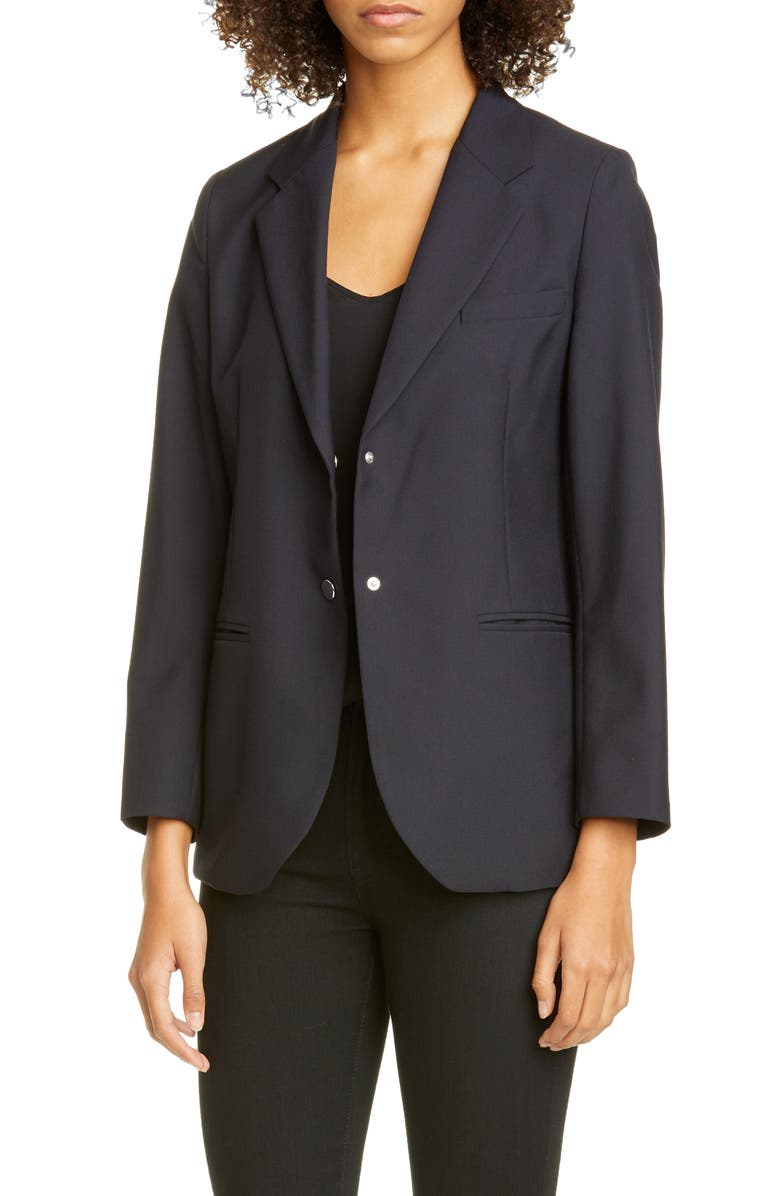 ROSEANNA Marcello Christopher Blazer, Main, color, MARINE