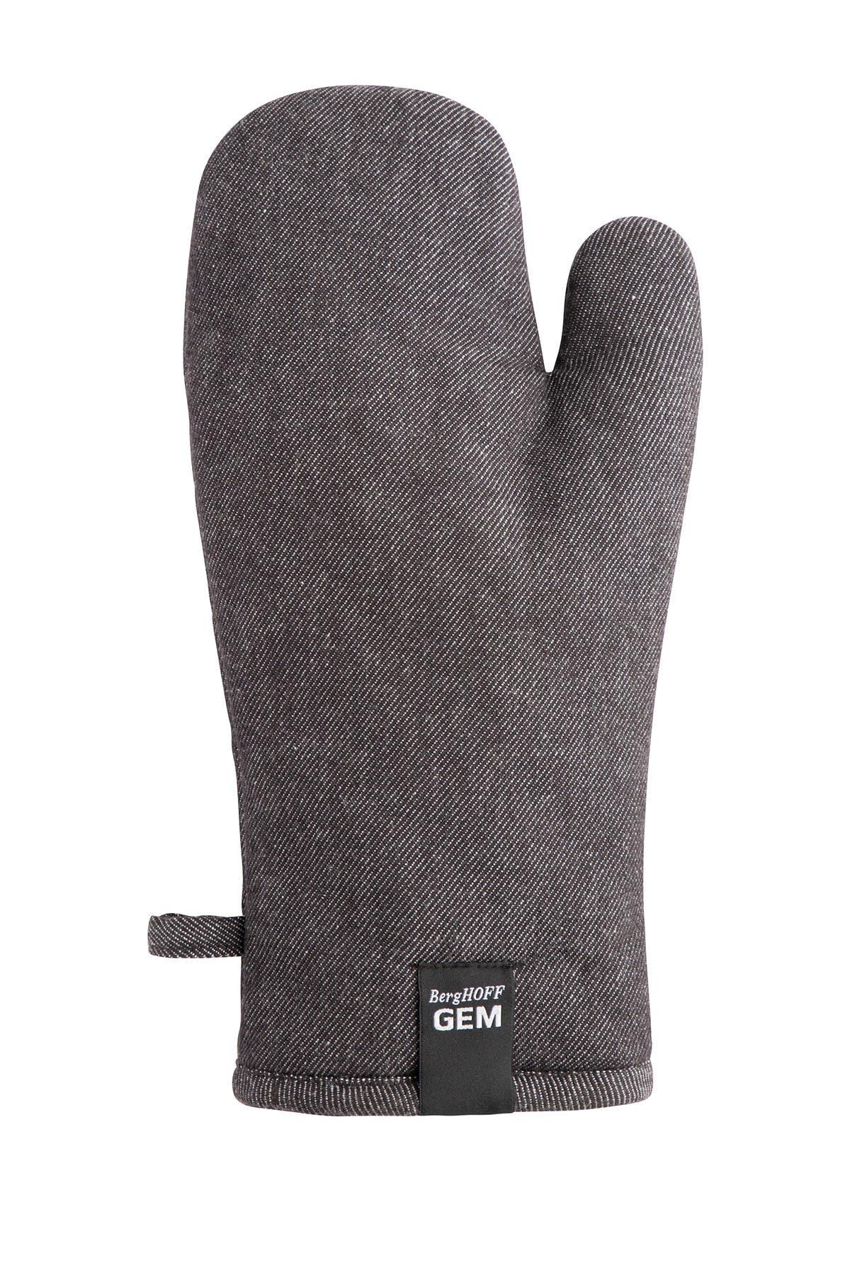 Image of BergHOFF Black Gem Oven Glove - Set of 2