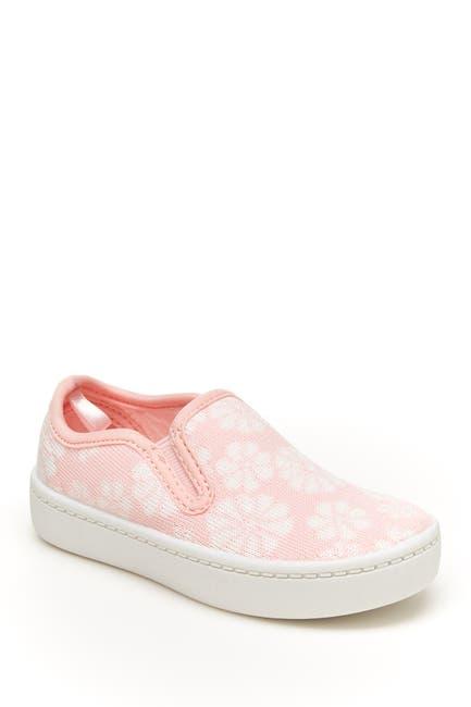 Image of Carter's Nettie Floral Print Slip-On Sneaker