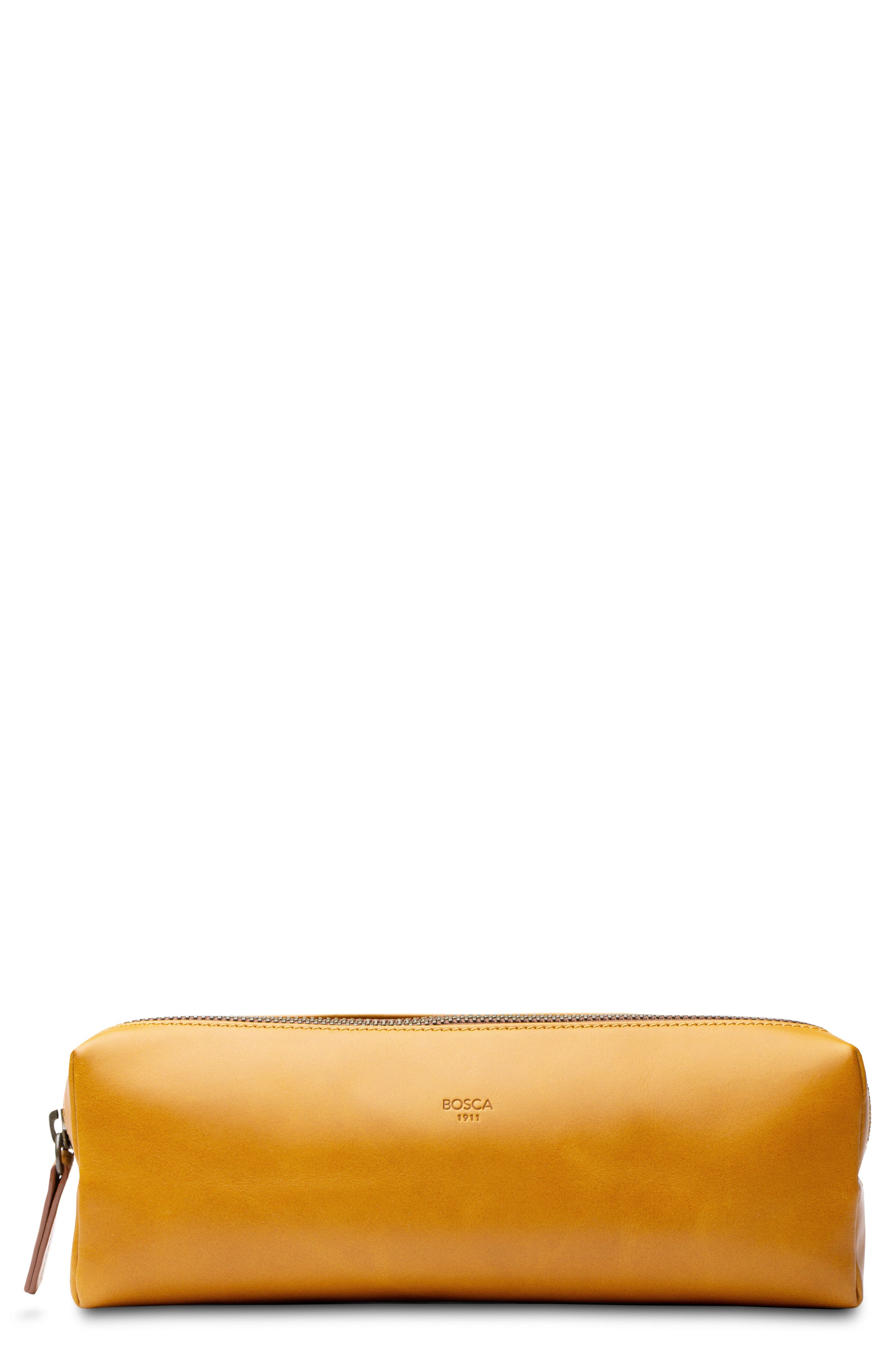 Italo Leather Pencil Case