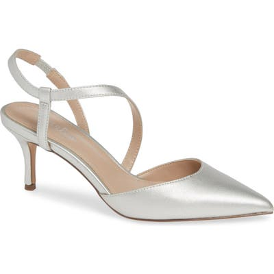 Charles By Charles David Alda Pump, Metallic