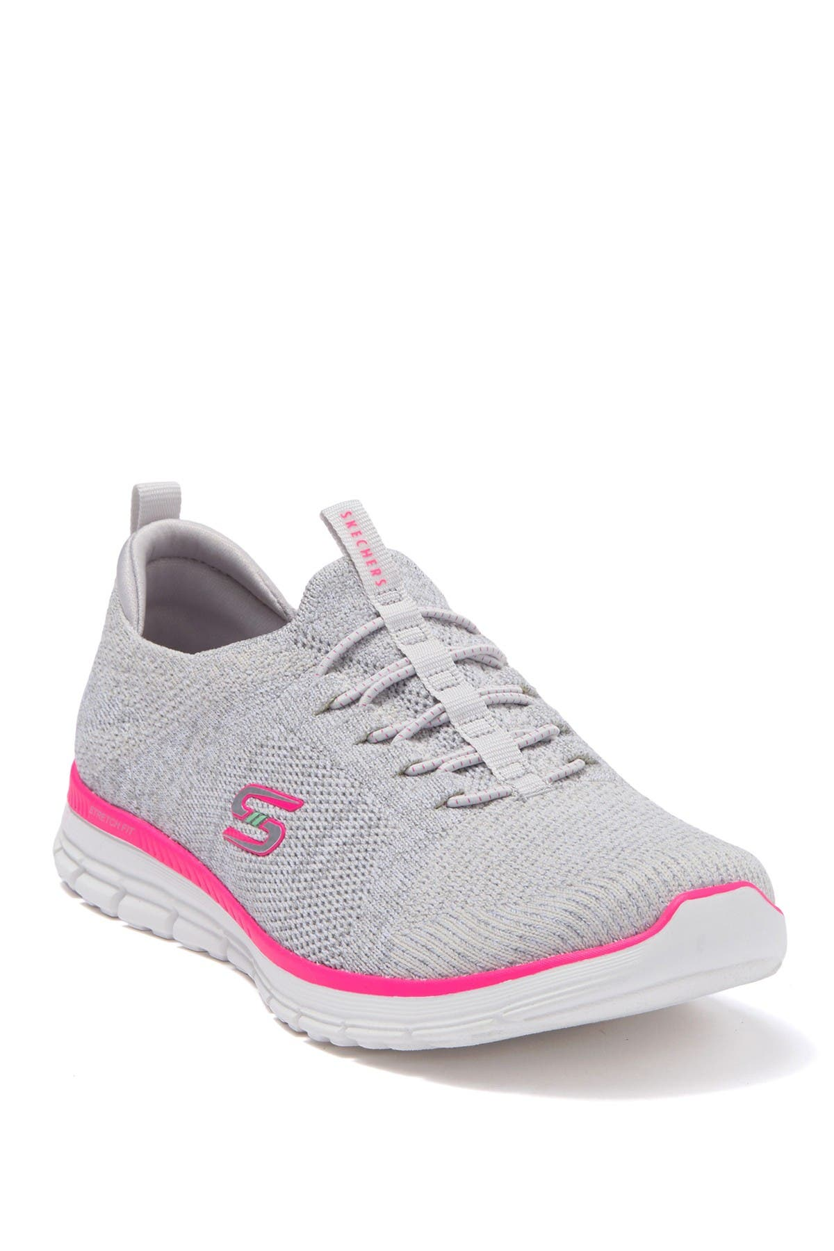 Image of Skechers Luminate - She's Magnificent Sneaker