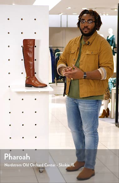 Vito Over the Knee Boot, sales video thumbnail