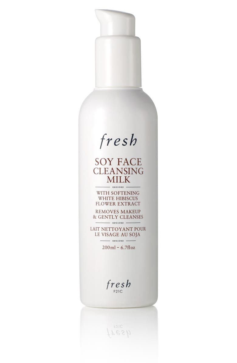 FRESH<SUP>®</SUP> Soy Face Cleansing Milk, Main, color, NO COLOR