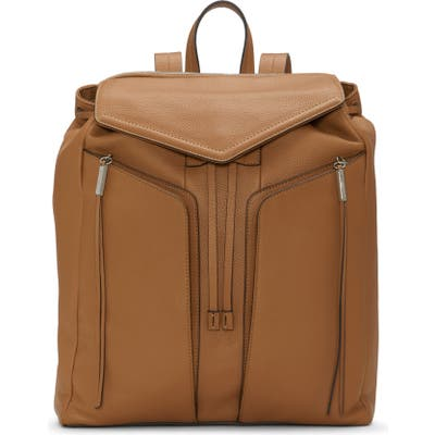 Vince Camuto Mika Leather Backpack - Beige