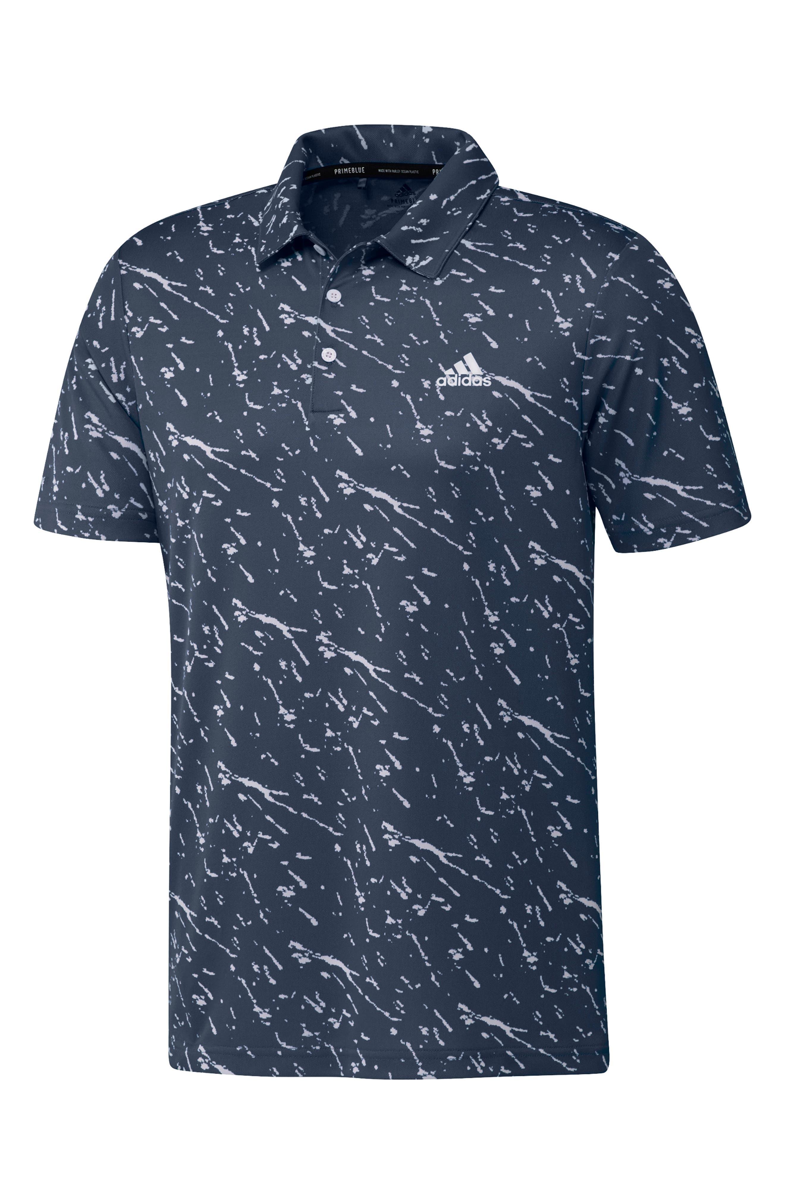 Men's Adidas Men's Primeblue Golf Polo