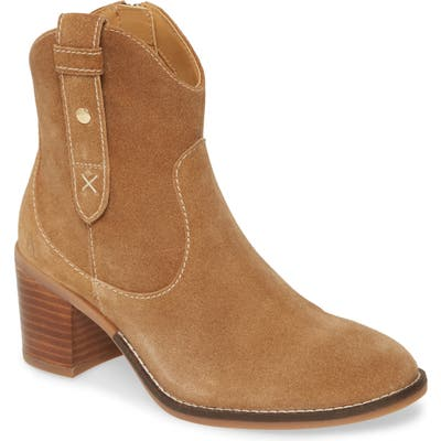 Hush Puppies Hannah Bootie W - Brown