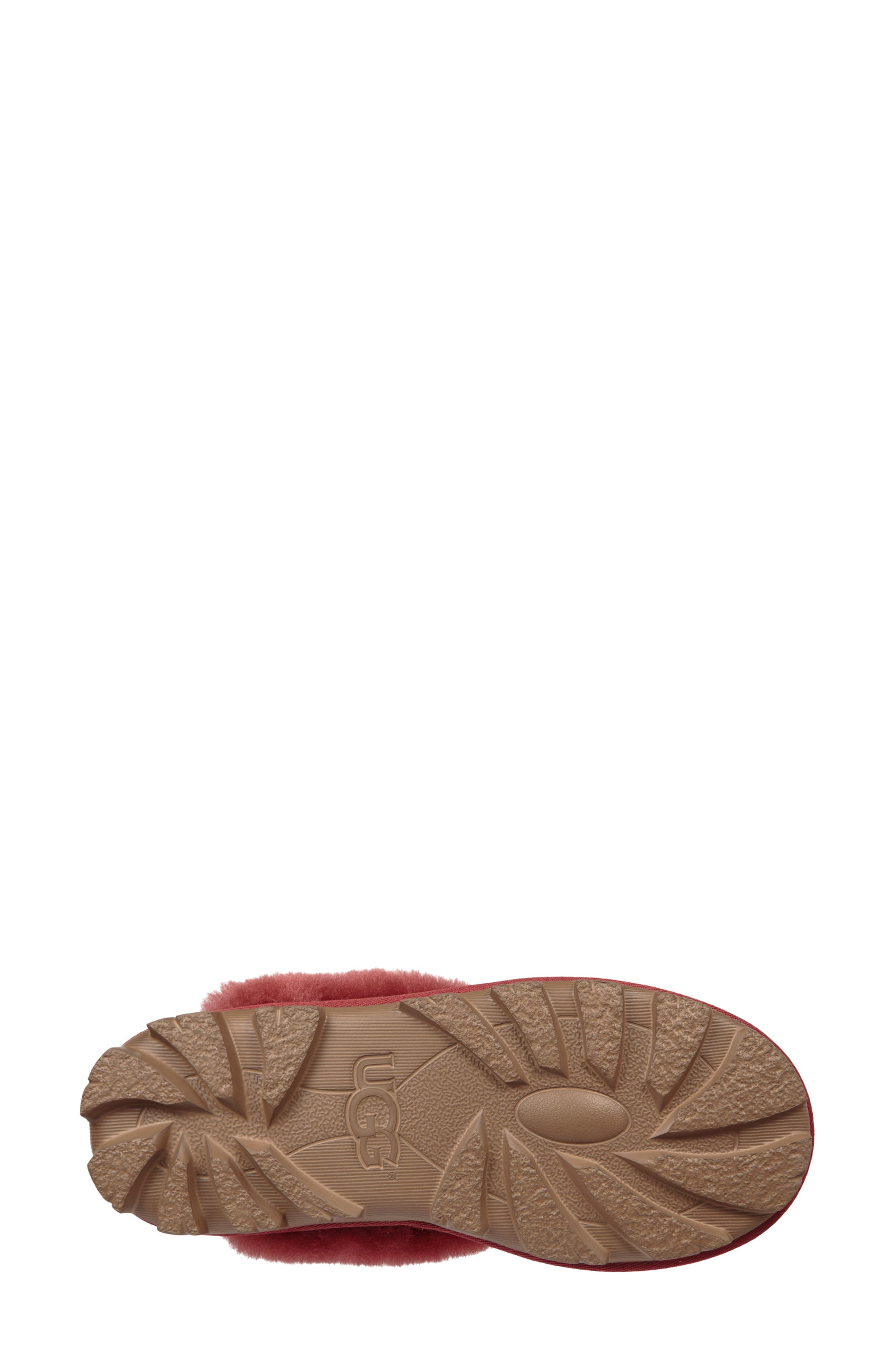,                             Genuine Shearling Slipper,                             Alternate thumbnail 77, color,                             612