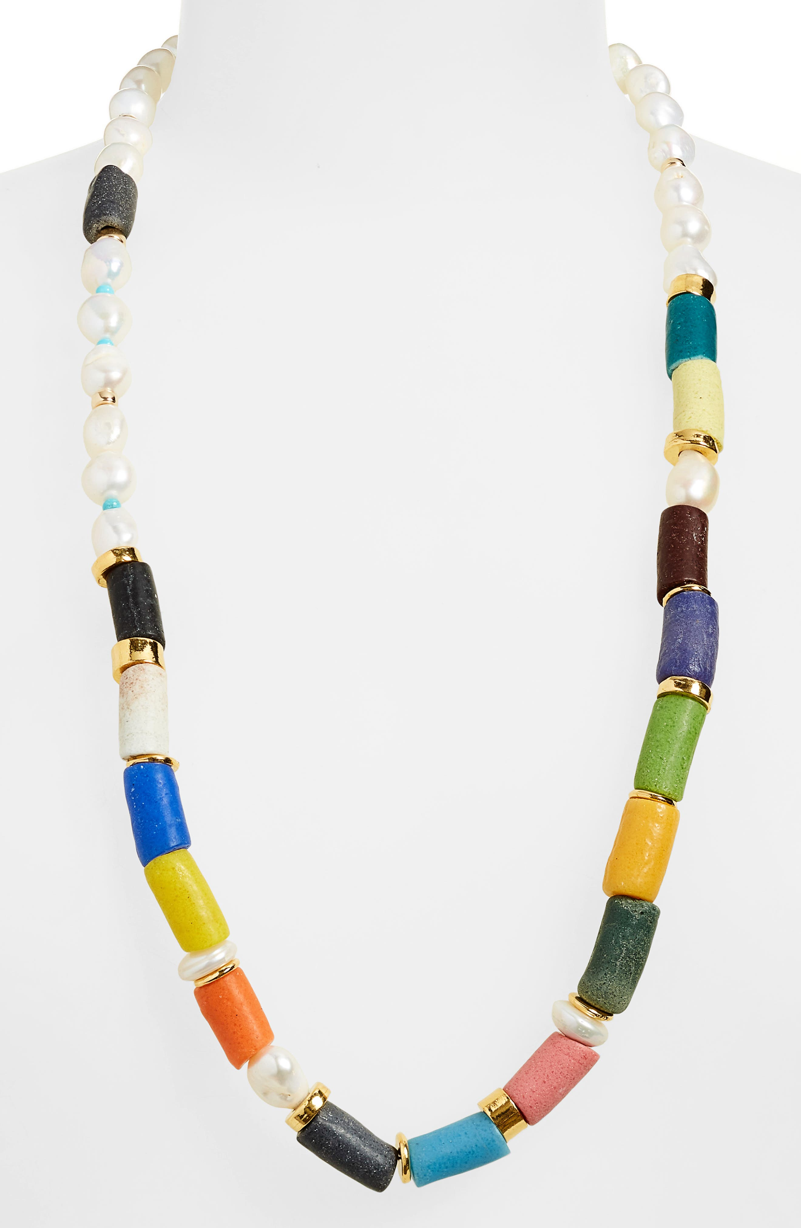 Daydream Beaded Necklace