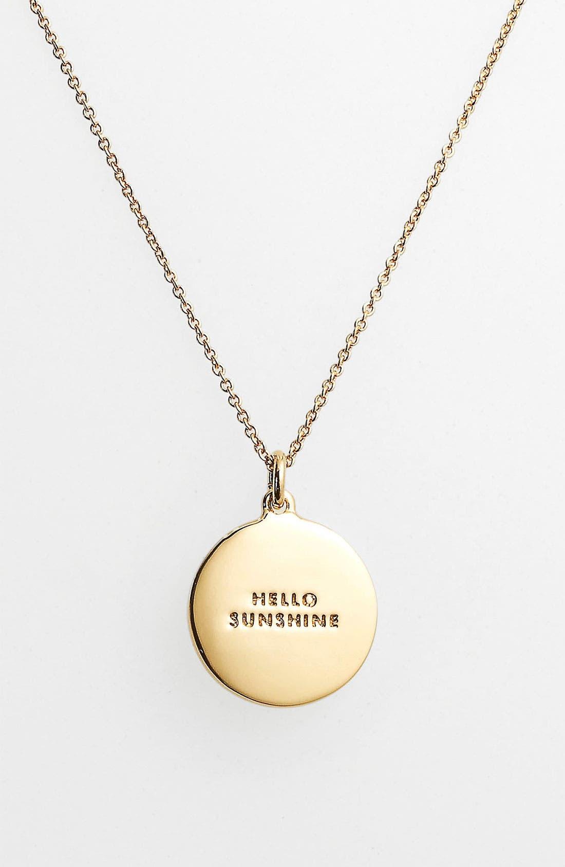 ,                             'idiom' reversible pendant necklace,                             Alternate thumbnail 14, color,                             700
