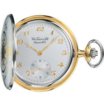 Tissot Savonnette Pocket Watch, 4m