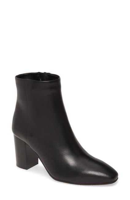 Image of Aquatalia Florita Leather Bootie