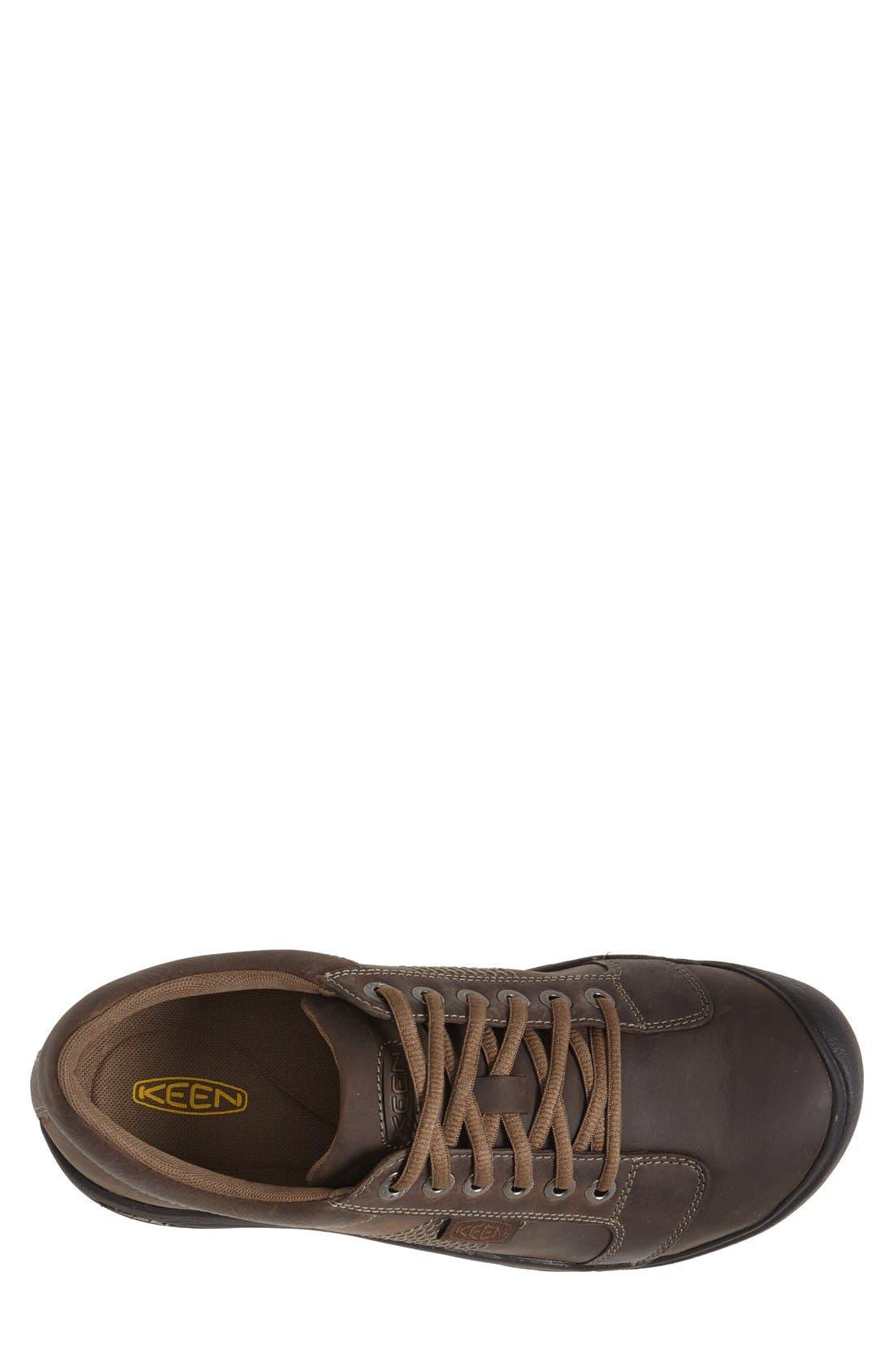 ,                             'Austin' Sneaker,                             Alternate thumbnail 4, color,                             CHOCOLATE BROWN