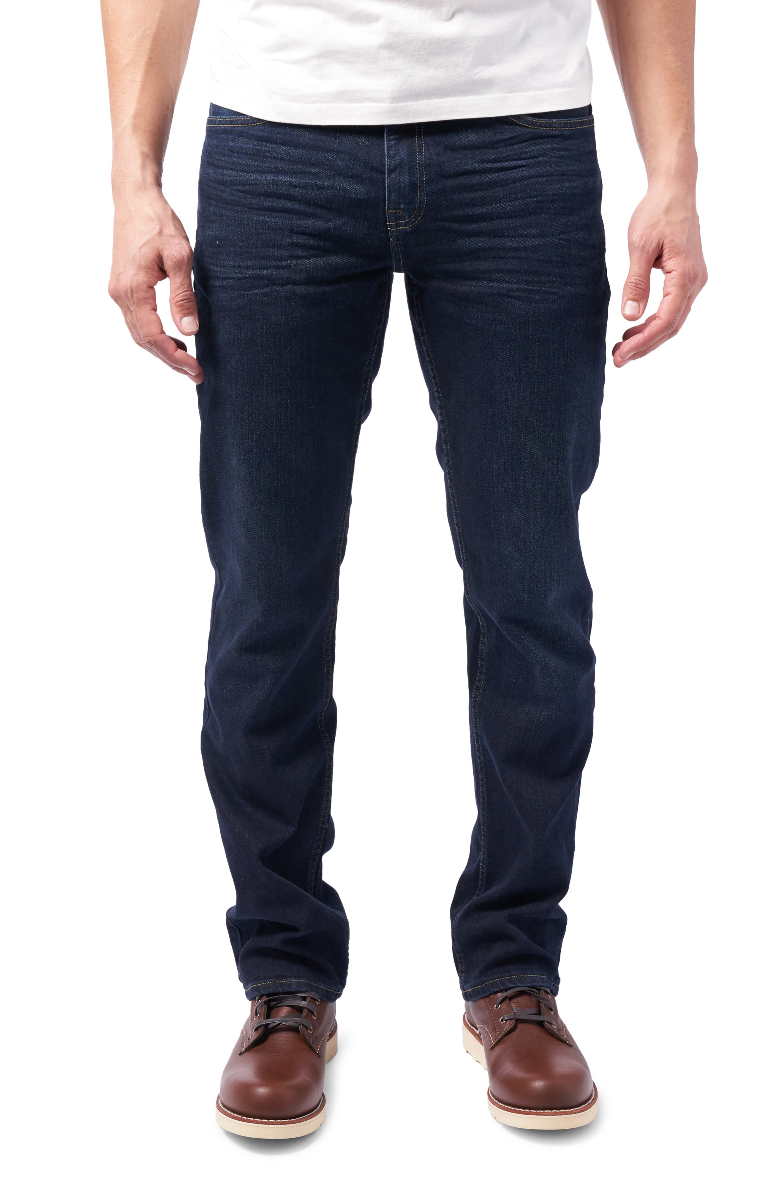 Boot Cut Performance Stretch Jeans