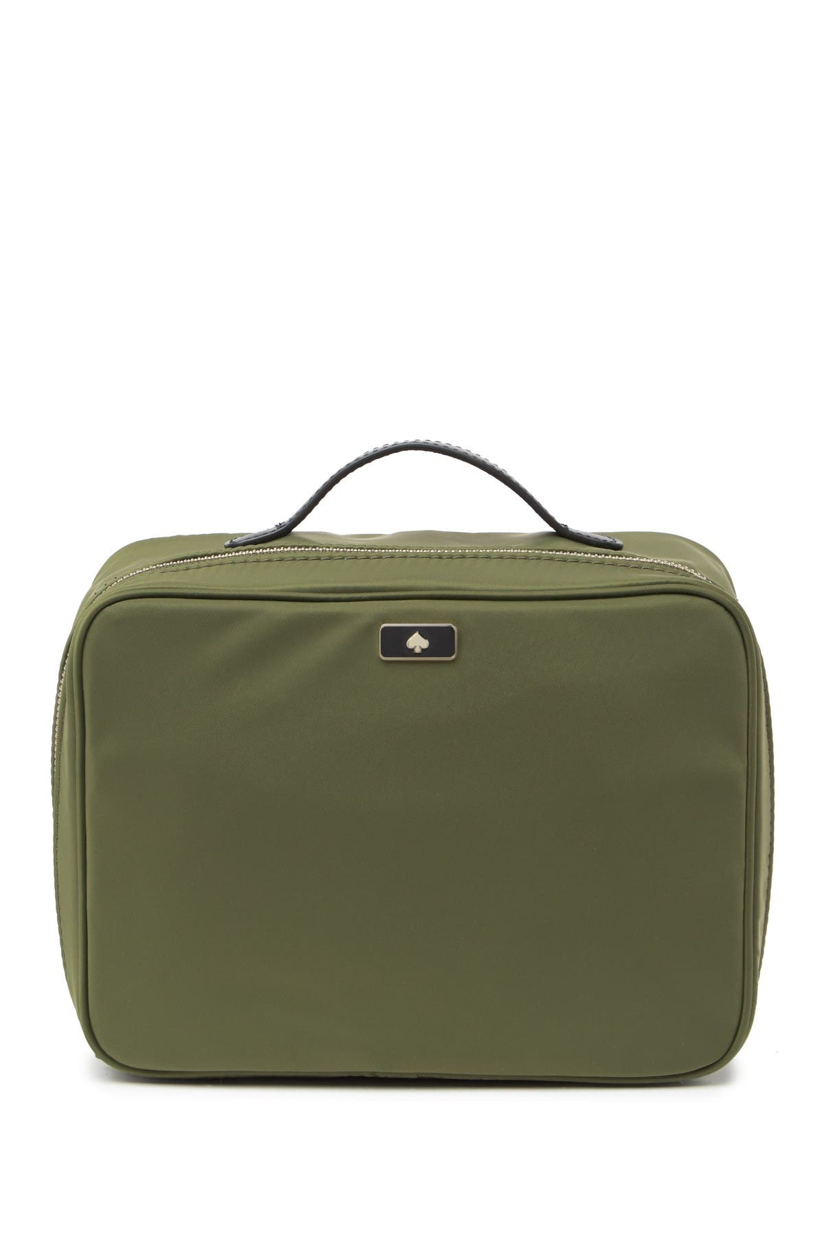 Image of kate spade new york sapling travel cosmetic case