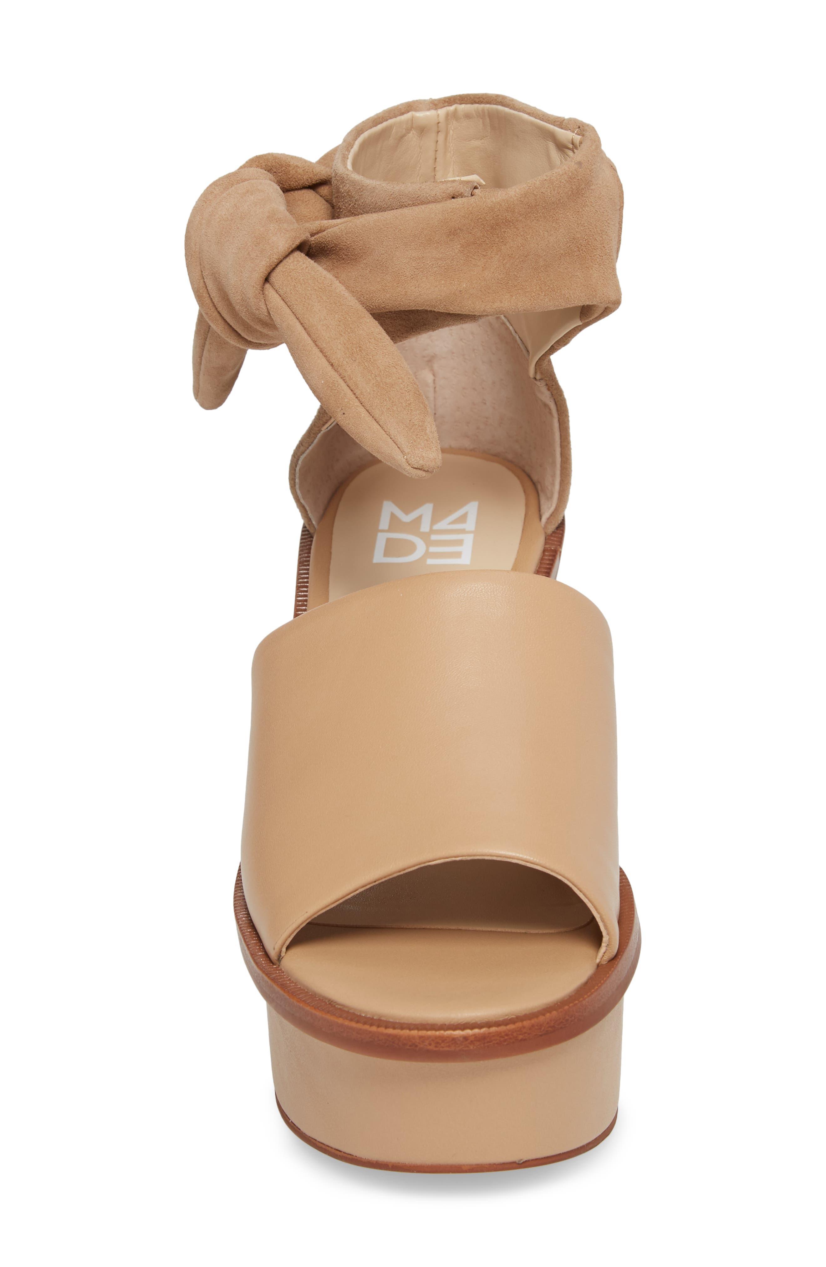 ,                             Riga Platform Sandal,                             Alternate thumbnail 10, color,                             250