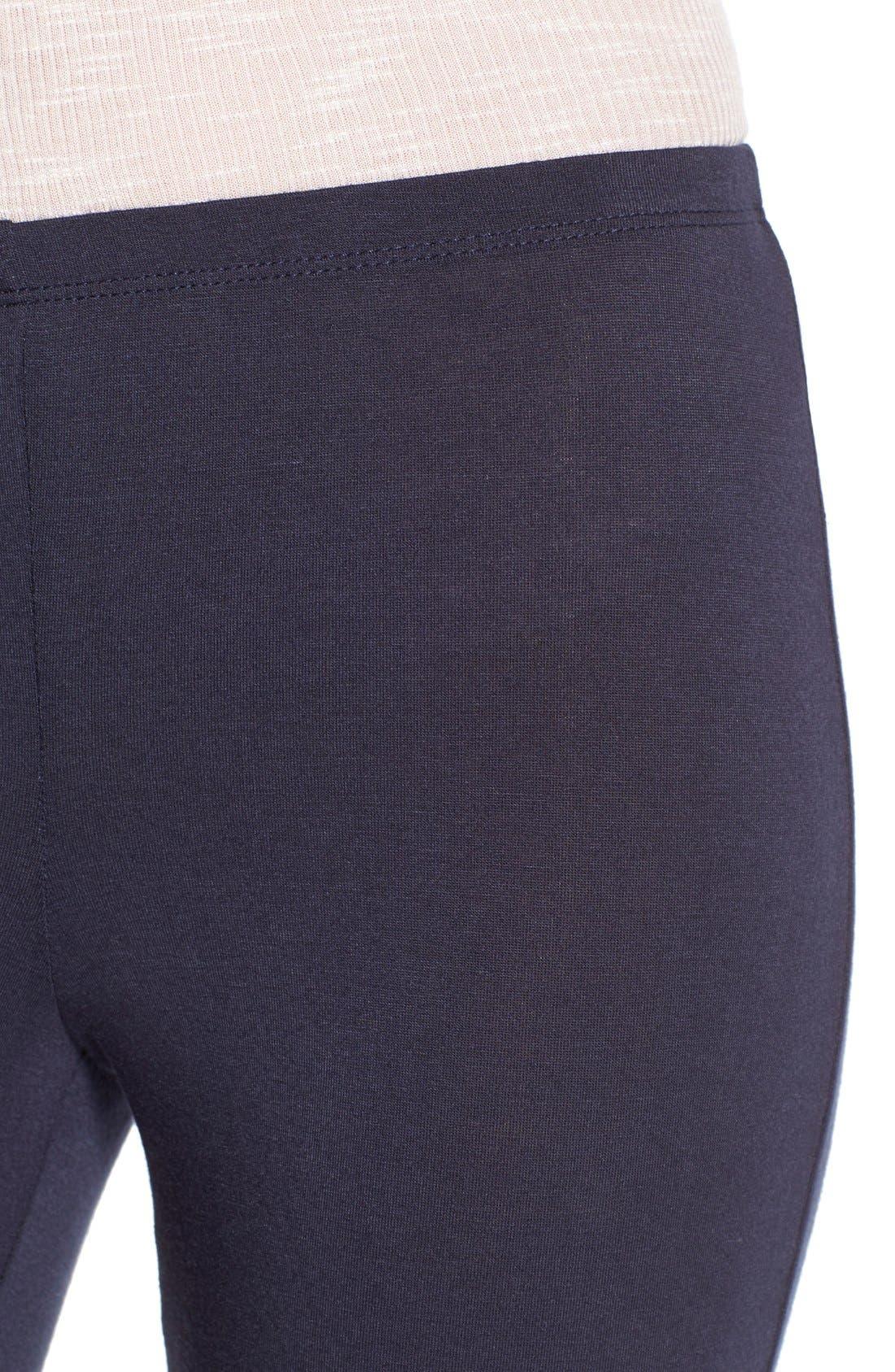 ,                             Mixed Print Flare Leg Pants,                             Alternate thumbnail 100, color,                             408