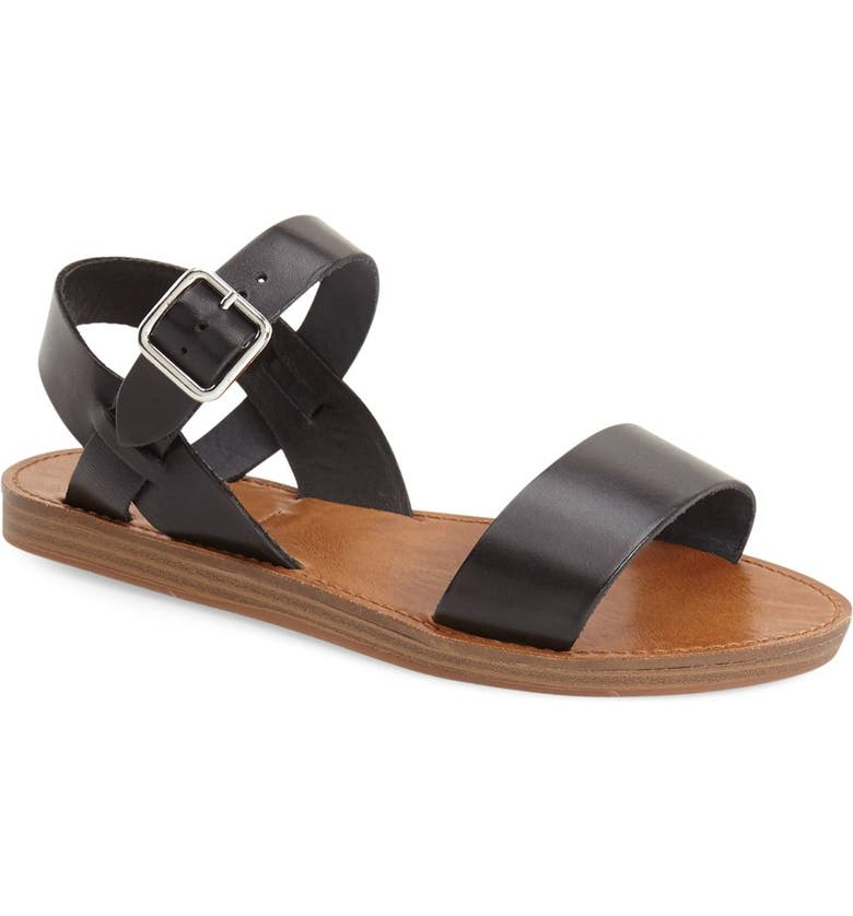 STEVE MADDEN 'Bestii' Sandal, Main, color, 001