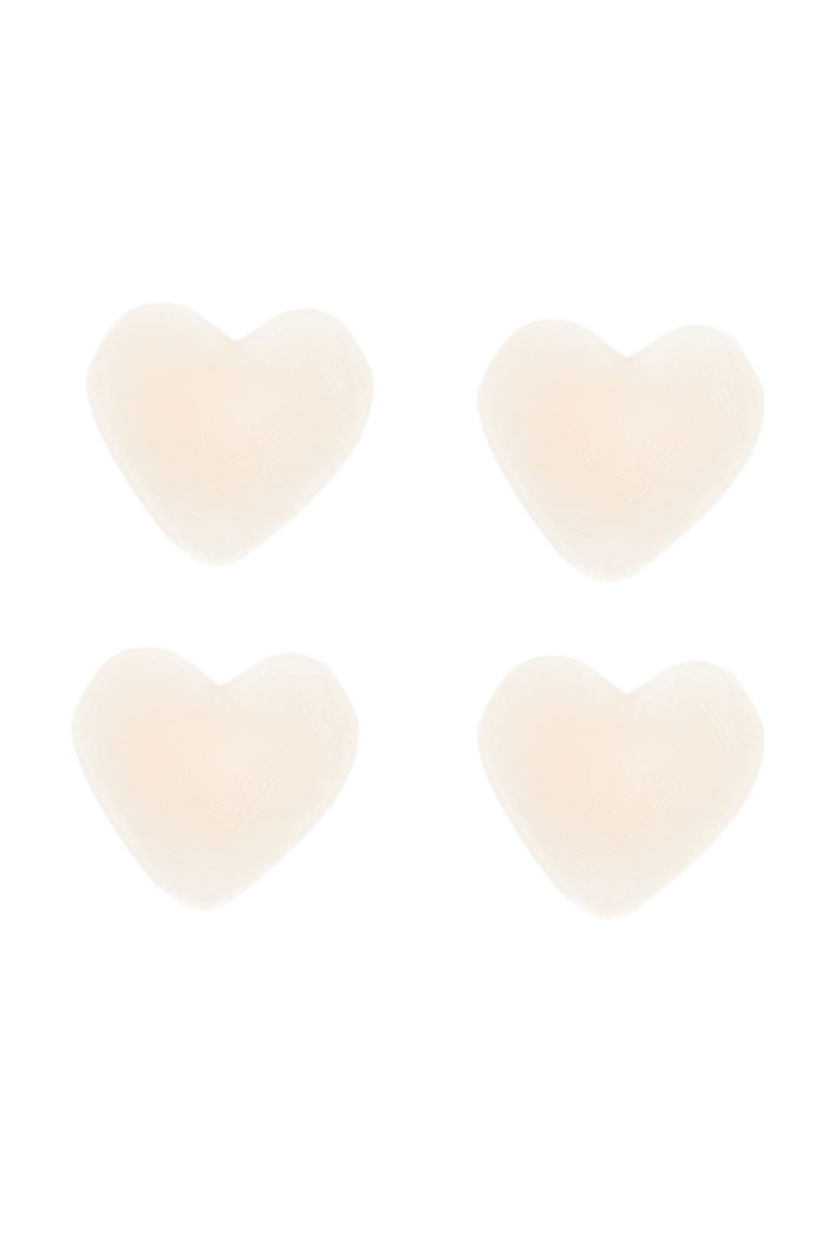 Image of Brazabra Silicone Gel Hearts
