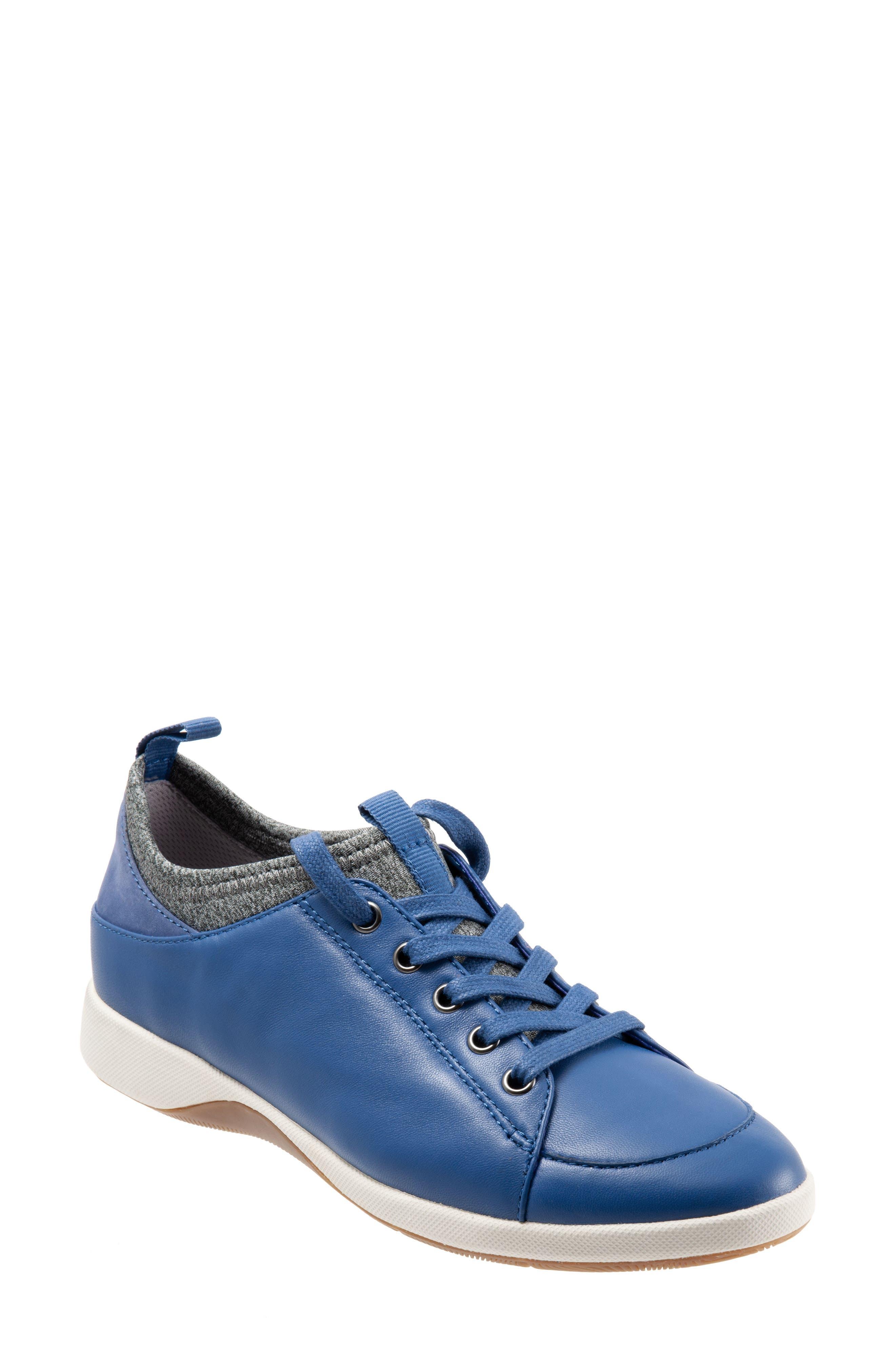 Softwalk Sava Haven Sneaker, W - Blue
