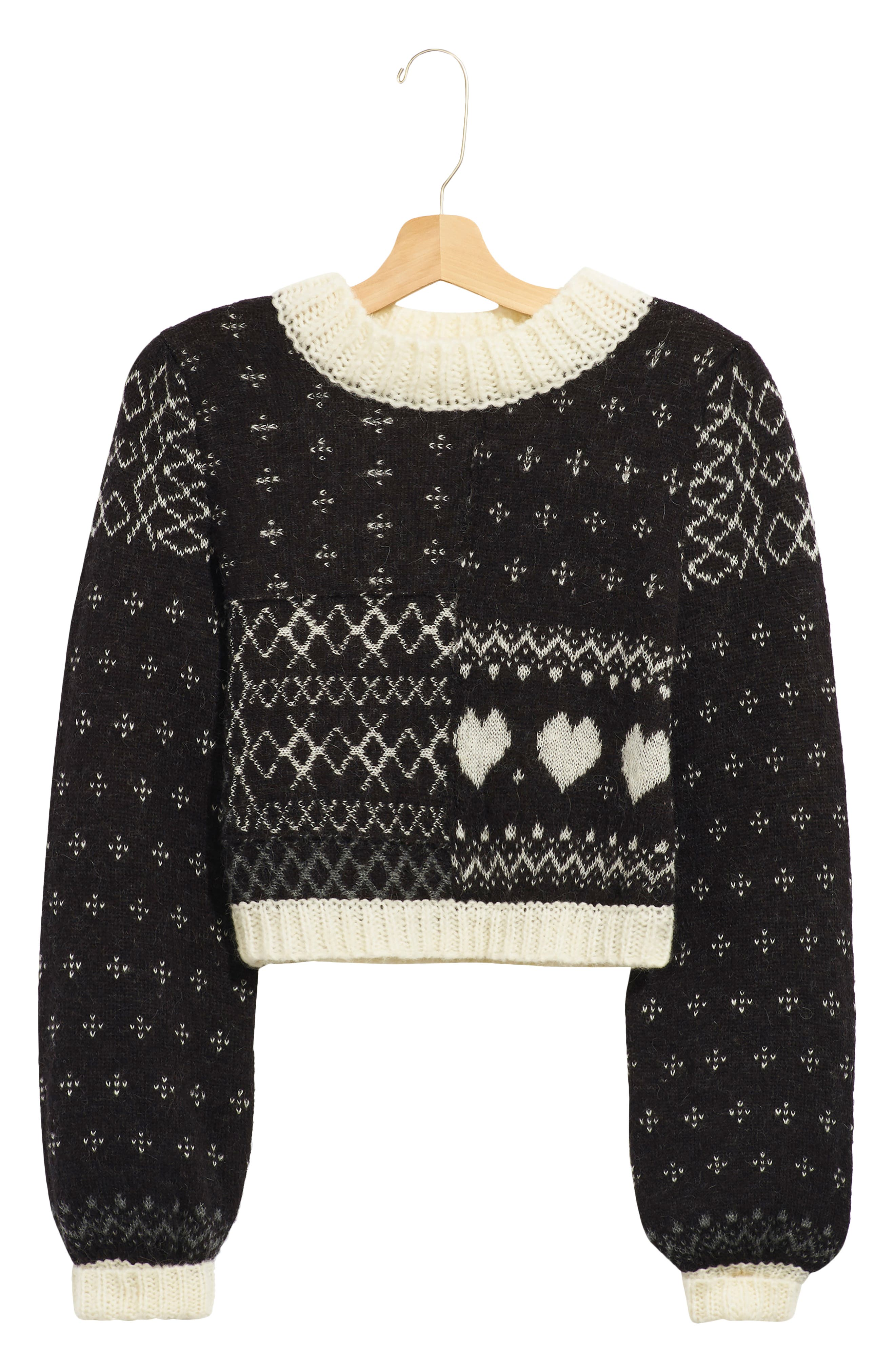 Image of Free People Snow Globe Pullover