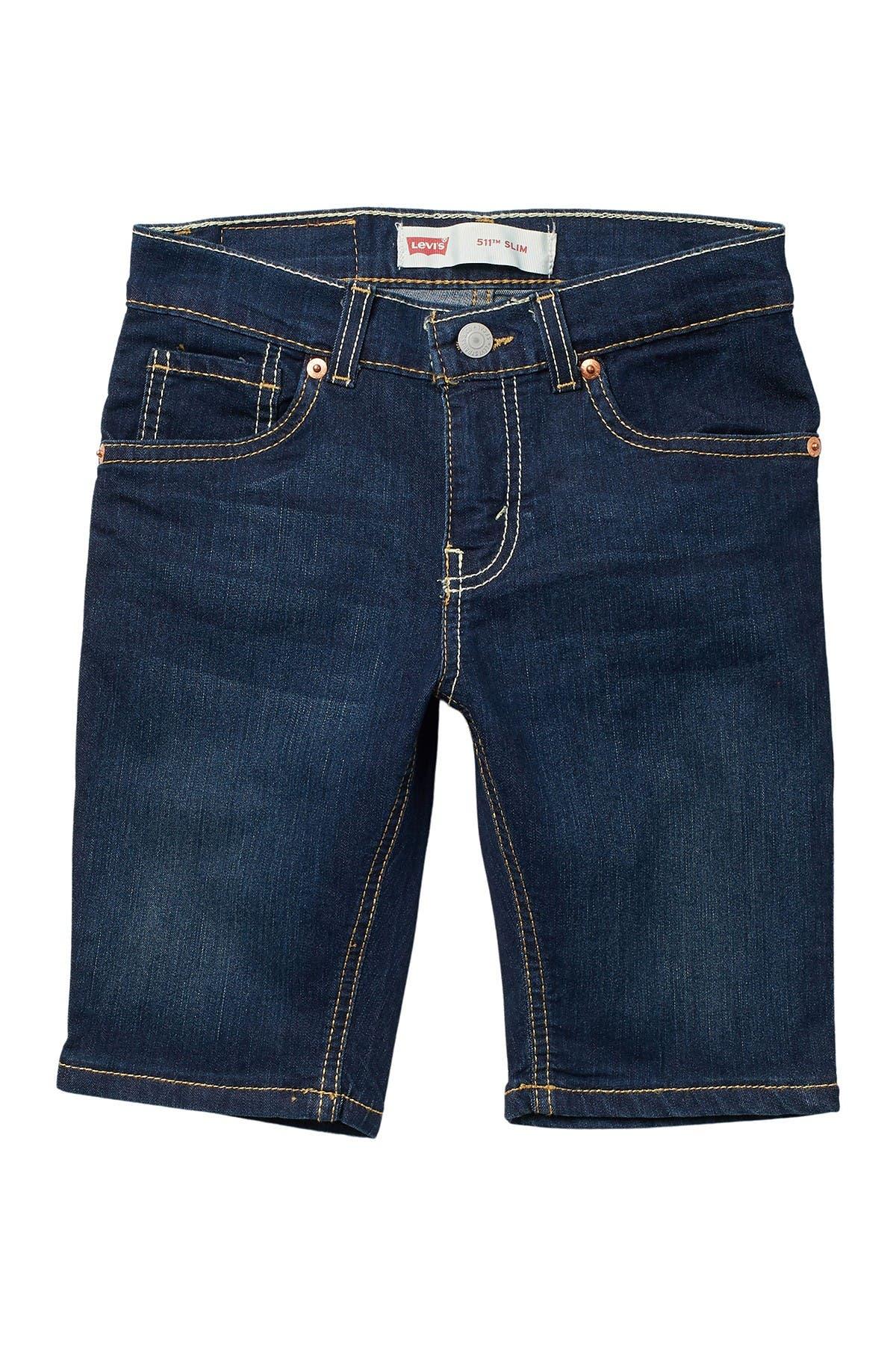 Image of Levi's Lightweight 511 Denim Shorts
