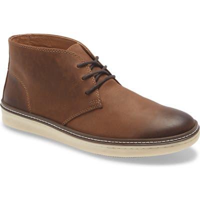 Johnston & Murphy Mcguffey Chukka Boot- Brown