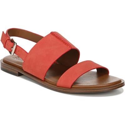 Naturalizer Fairfax Sandal- Orange