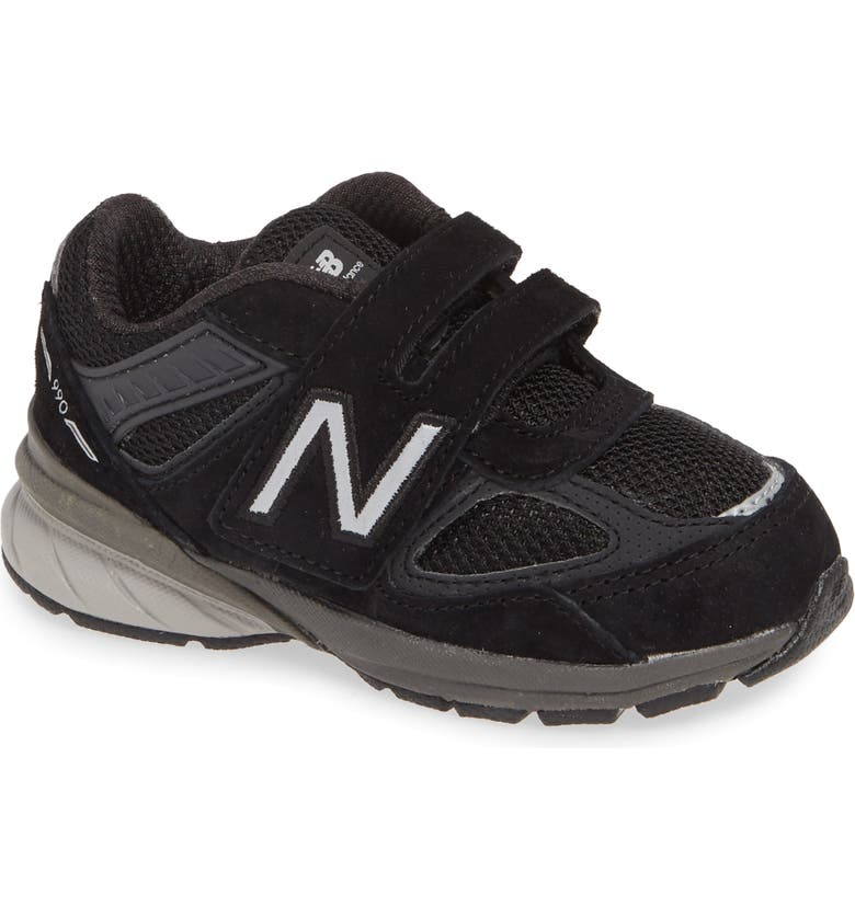 NEW BALANCE 990 Sneaker, Main, color, BLACK