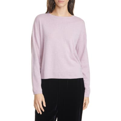 Eileen Fisher Cashmere Sweater, Pink