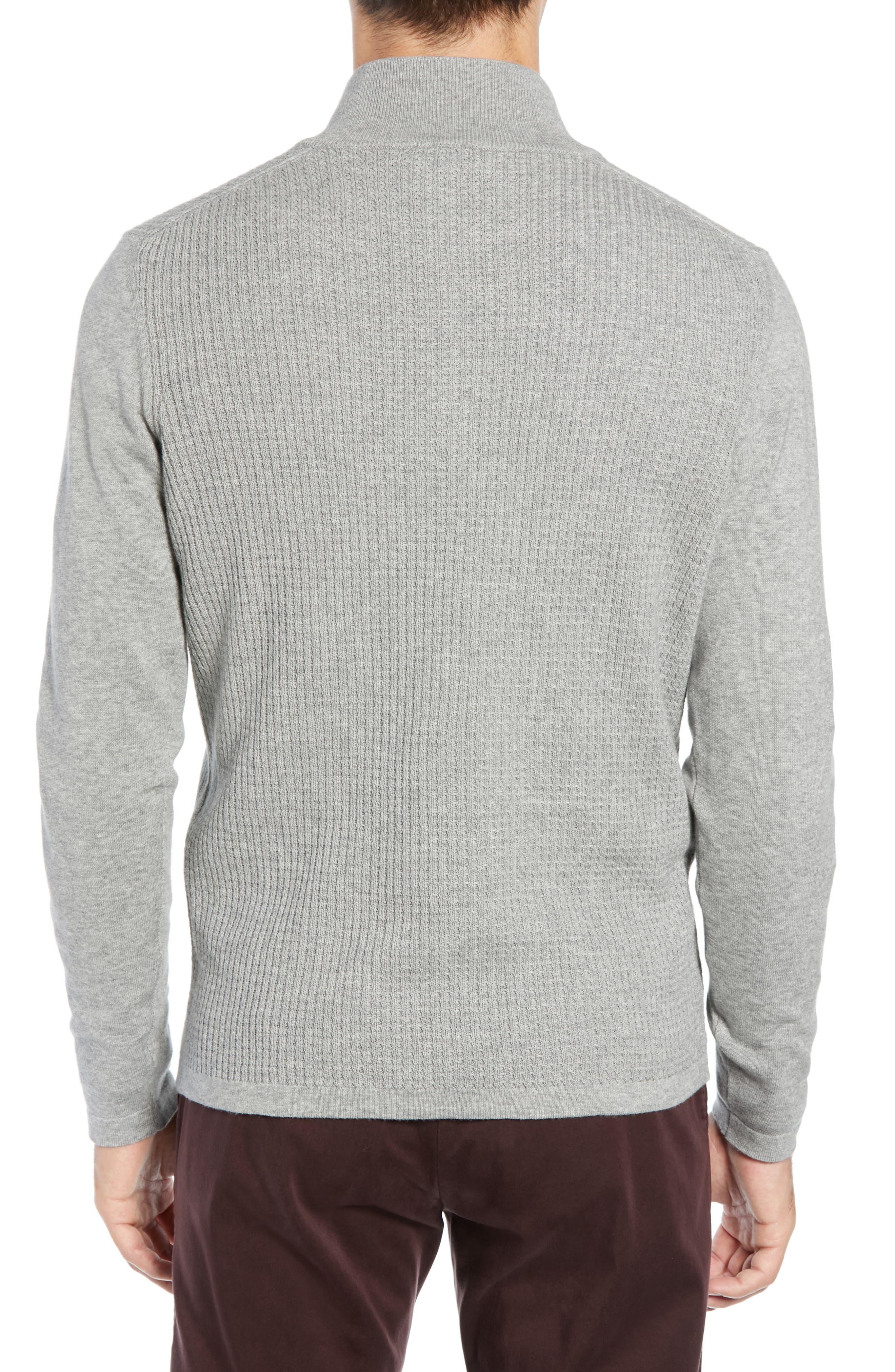 ,                             Higgins Quarter Zip Sweater,                             Alternate thumbnail 2, color,                             020