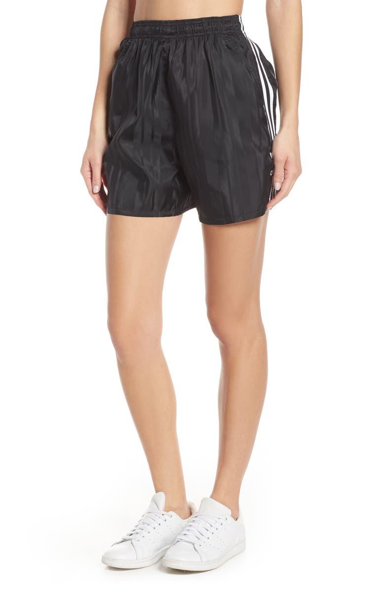 ADIDAS ORIGINALS Shorts, Main, color, BLACK