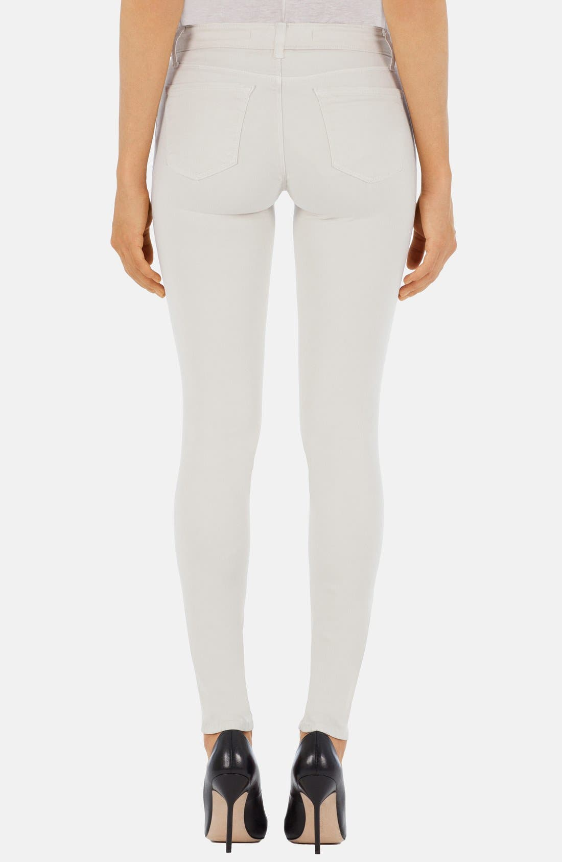 ,                             '485' Mid Rise Super Skinny Jeans,                             Alternate thumbnail 30, color,                             275