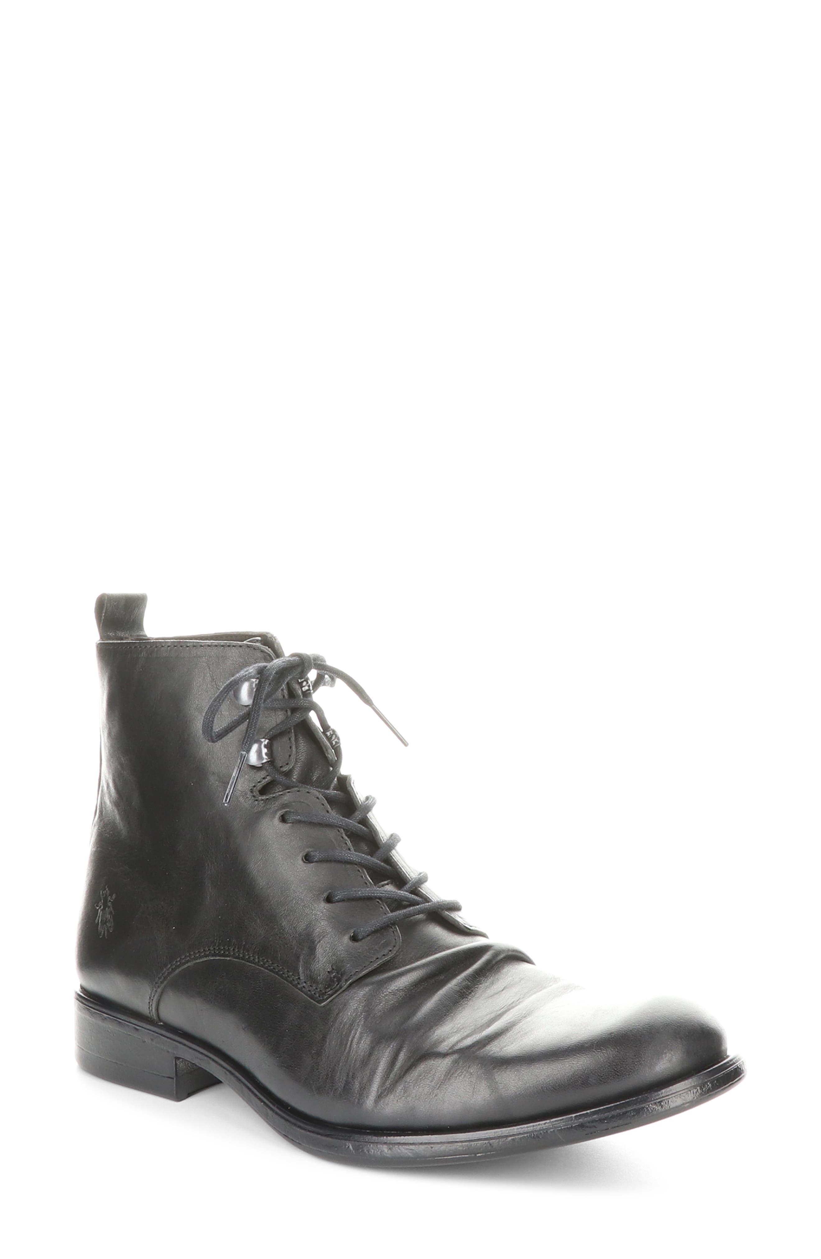 Myke Plain Toe Boot