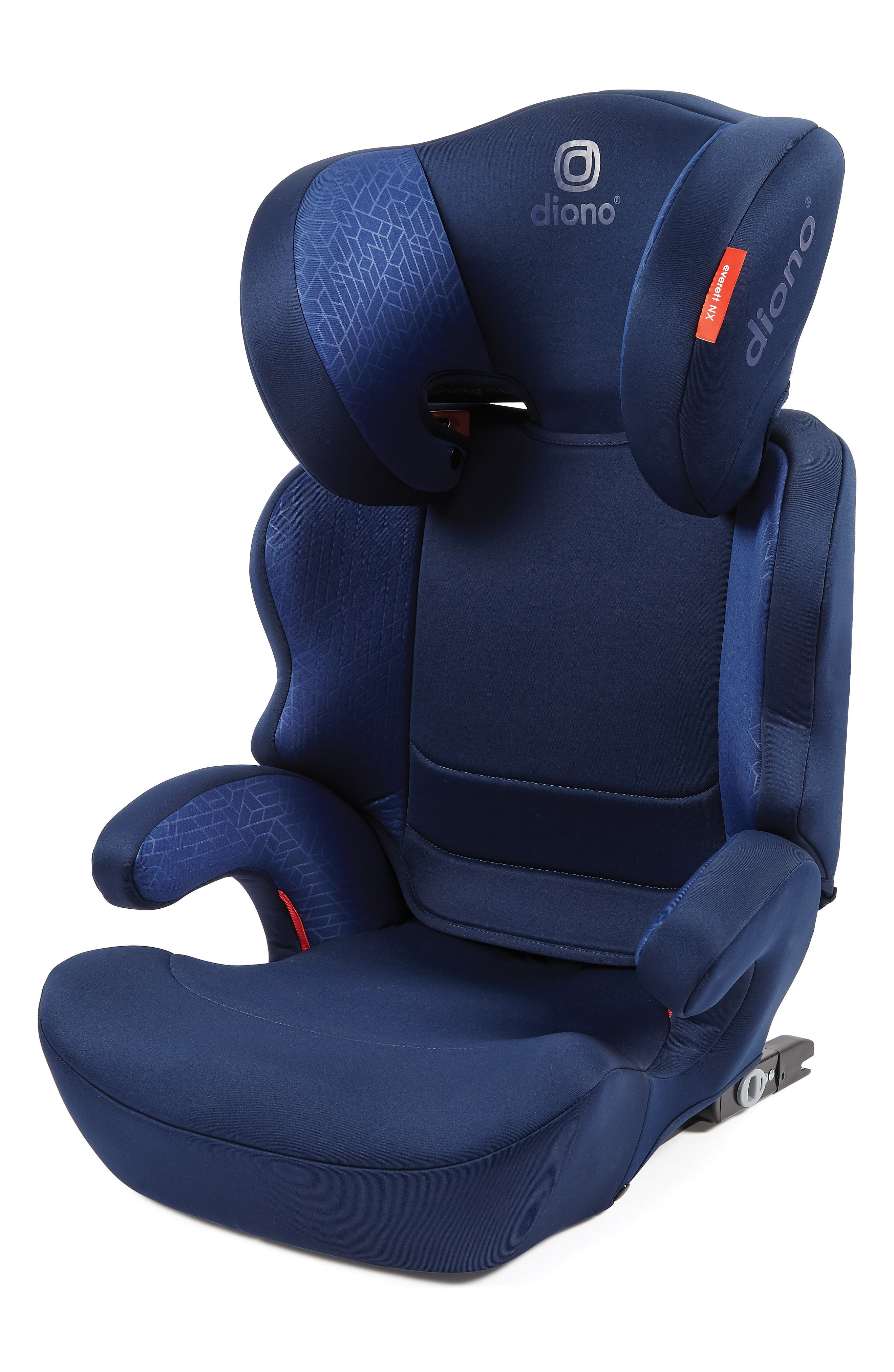 Infant Diono Everett Nxt Booster Car Seat Size One Size  Blue
