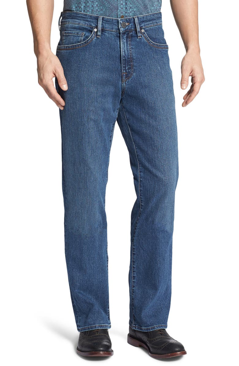 34 HERITAGE Charisma Relaxed Fit Jeans, Main, color, MID COMFORT