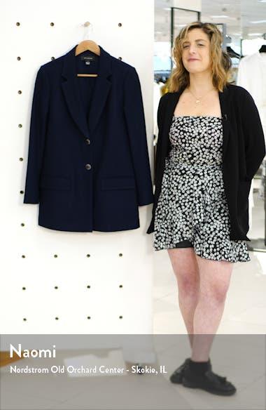 Sarga Knit Twill Jacket, sales video thumbnail