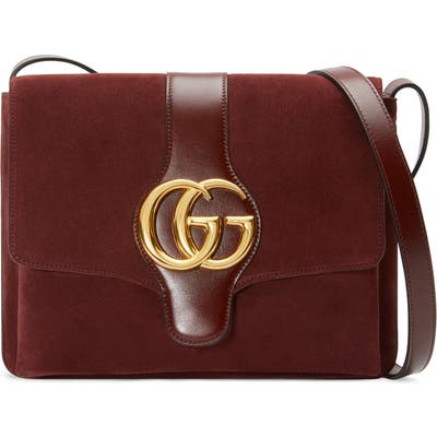 Gucci Mediumshoulder Bag - Burgundy