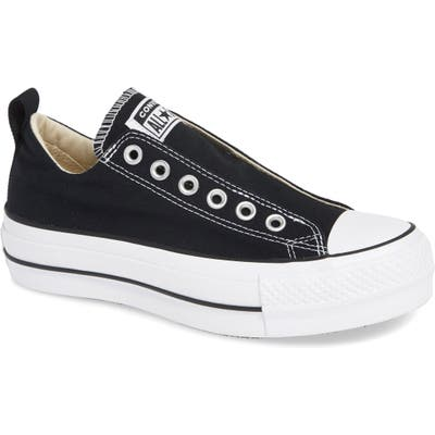 Converse Chuck Taylor All Star Low Top Sneaker- Black