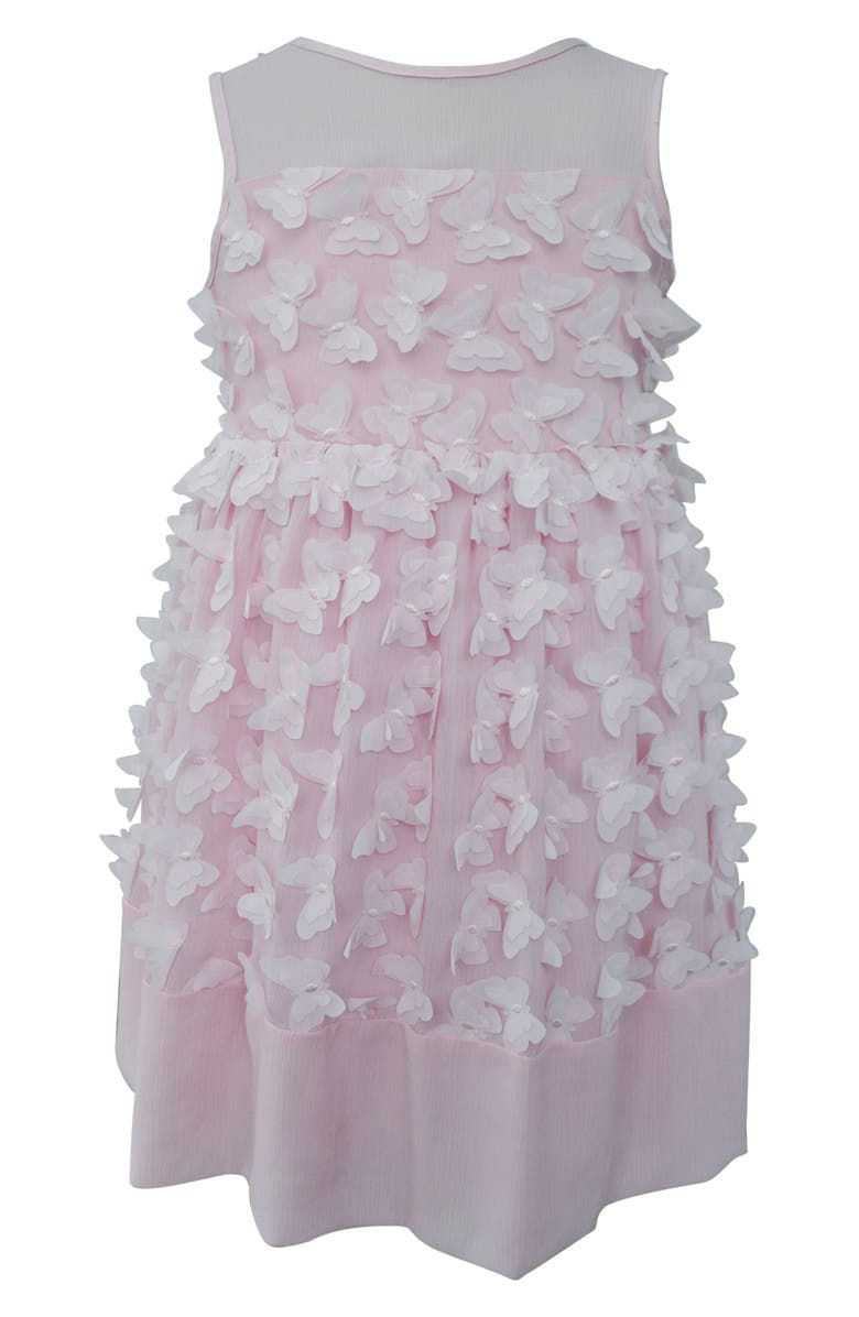 POPATU Butterfly Dress, Main, color, PINK