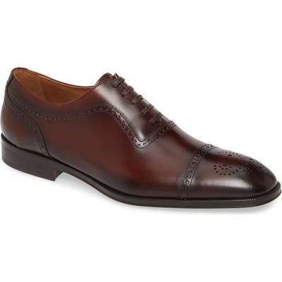 Bruno Magli Ancona Shoe- Brown