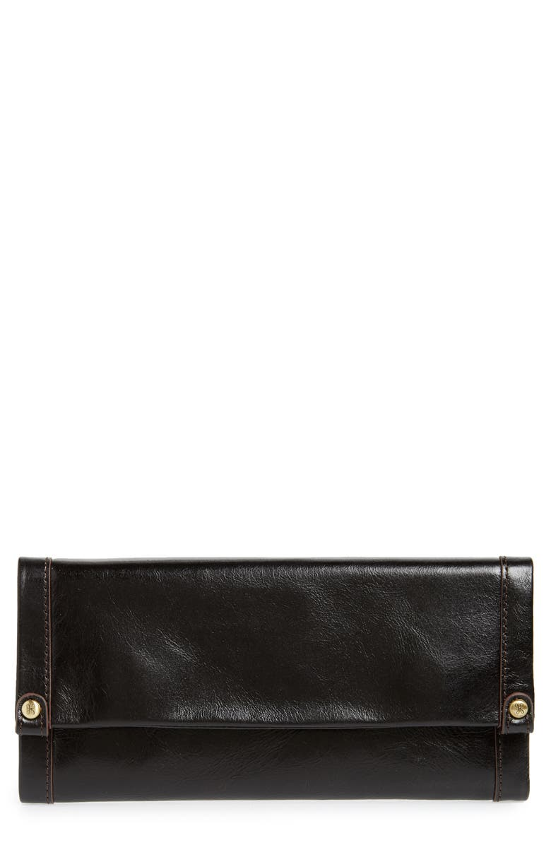 HOBO Fable Continental Wallet, Main, color, 001