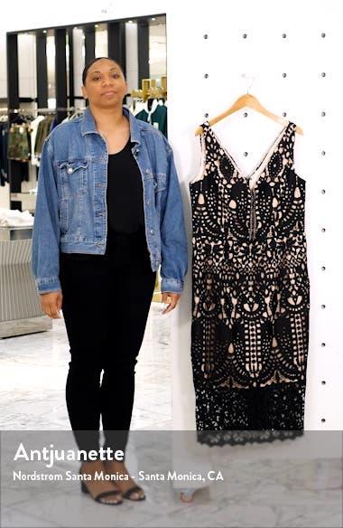 All Class Lace Sheath Dress, sales video thumbnail
