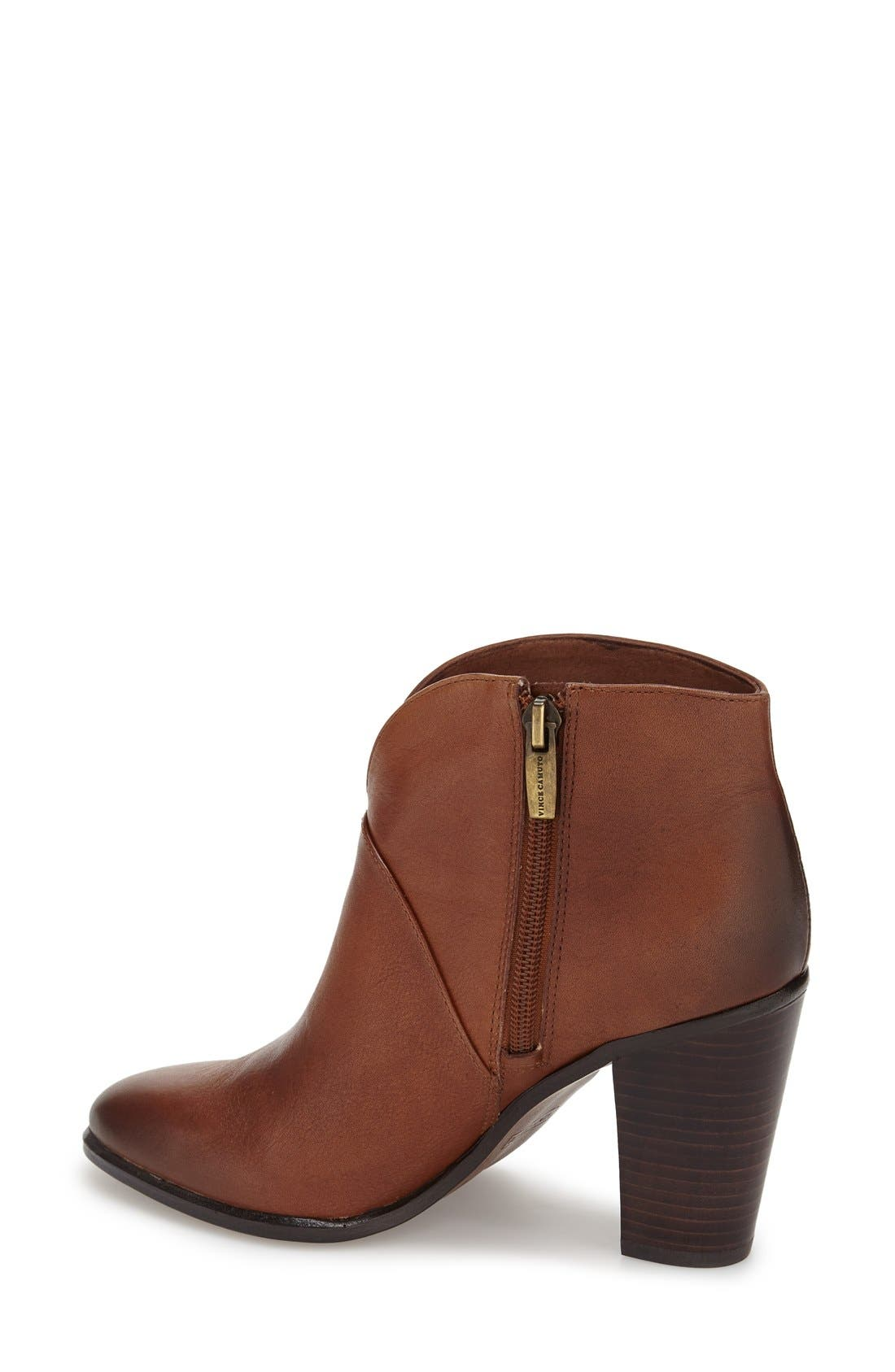 ,                             'Franell' Western Bootie,                             Alternate thumbnail 12, color,                             210