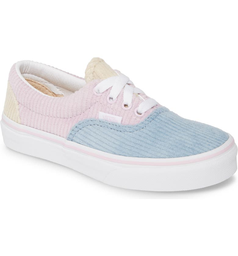 VANS UY Era Low Top Sneaker, Main, color, LILAC SNOW/ BLUE FOG